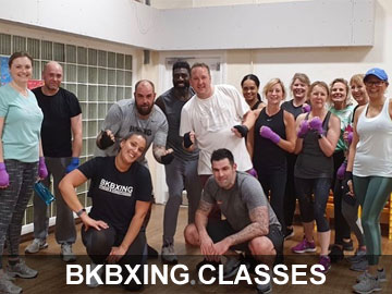 BKBXING Fitness classes Reading